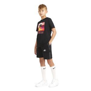 B Nsw Air Ft Short Çocuk Siyah Günlük Stil Şort DA0706-010