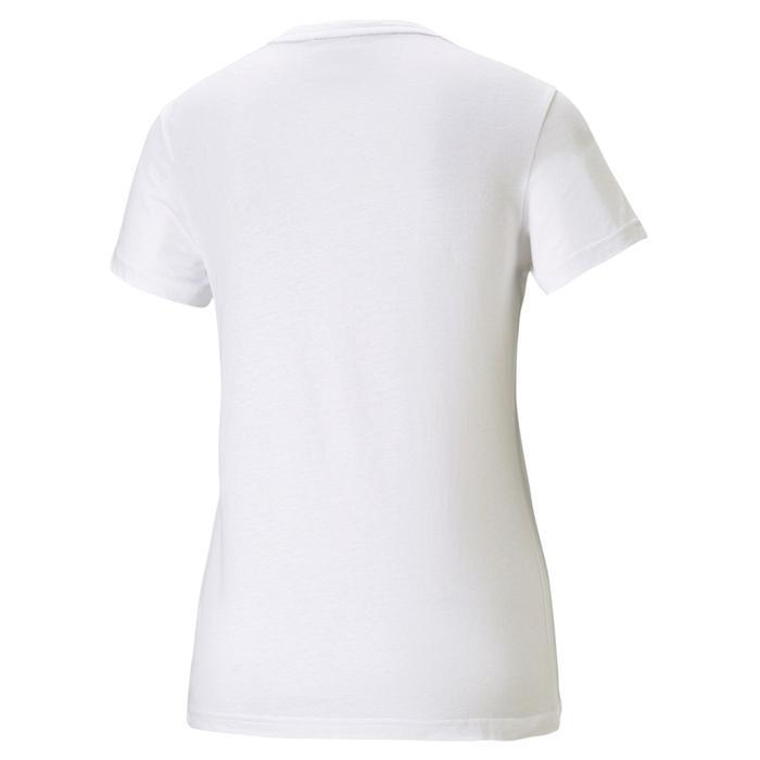 Heart Tee Kadın Beyaz Günlük Stil Tişört 58789702 1218324