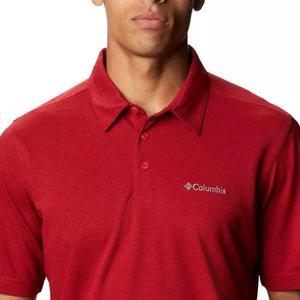 Havercamp Erkek Kırmızı Outdoor Polo Tişört AM2996-613