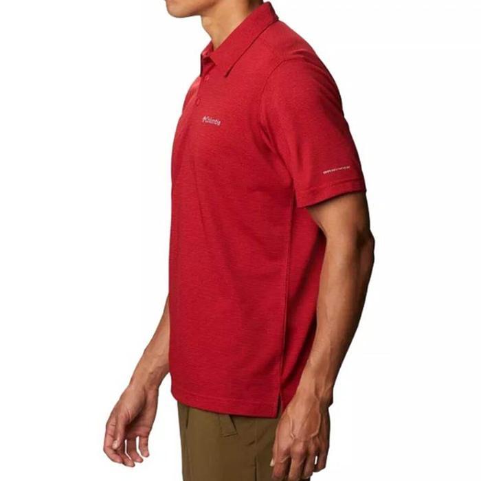 Havercamp Erkek Kırmızı Outdoor Polo Tişört AM2996-613 1283013