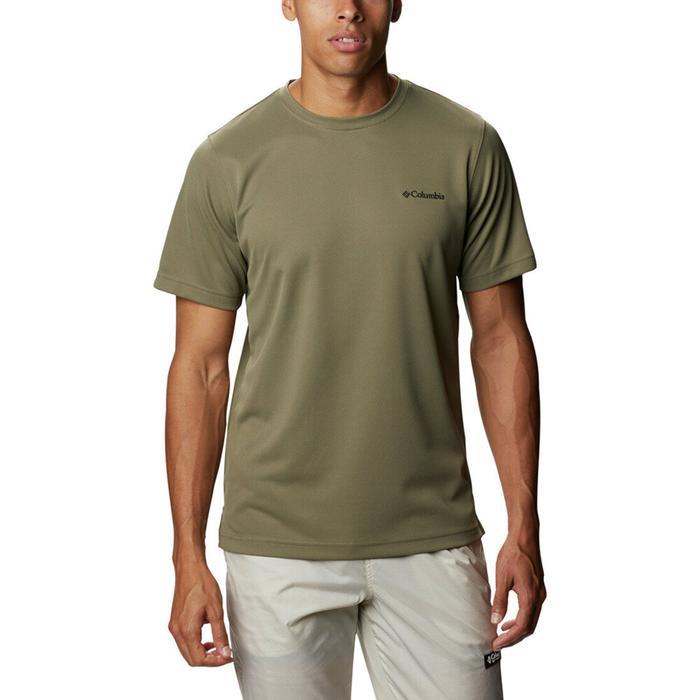 Utilizer Erkek Yeşil Outdoor Tişört AO0191-397 1282979