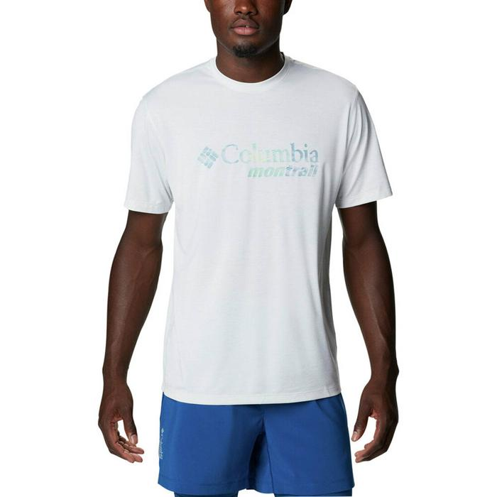 Trinity Trail Erkek Beyaz Outdoor Tişört AO0360-102 1283024