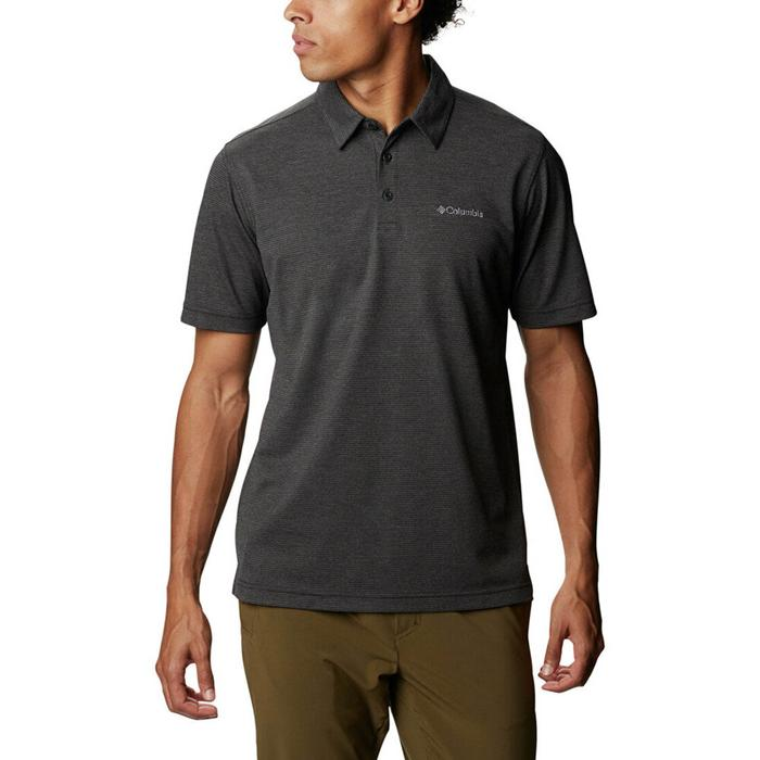 Havercamp Erkek Siyah Outdoor Polo Tişört AM2996-010 1283019