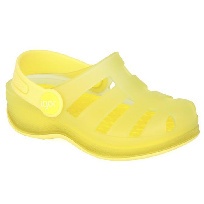 Surfi Çocuk Sarı Günlük Stil Sandalet S10251-028 1282150