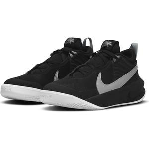 Team Hustle D 10 (Gs) Çocuk Siyah Basketbol Ayakkabısı CW6735-004