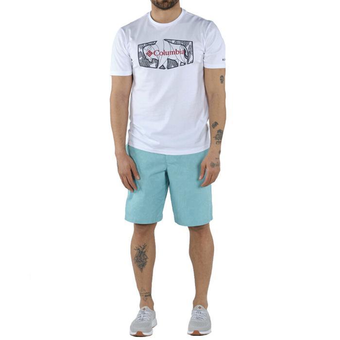 Roam Hex Erkek Beyaz Outdoor Tişört CS0118-100 1288084