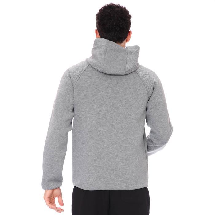 Spo-Mandoknewsweat Erkek Gri Günlük Stil Sweatshirt 712202-GRI 1280583