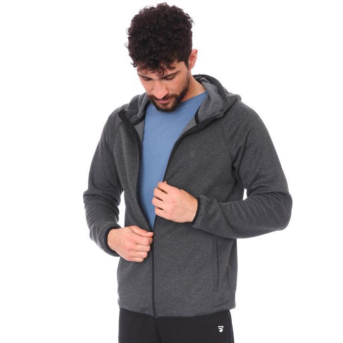 Spo-Mandoknewsweat Erkek Siyah Günlük Stil Sweatshirt 712202-SYH 1280587