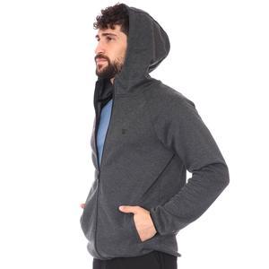 Spo-Mandoknewsweat Erkek Siyah Günlük Stil Sweatshirt 712202-SYH