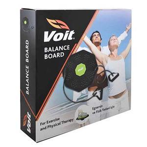 42Cm Balance Board Unisex Siyah Antrenman Denge Aleti 1VTAKBB6003
