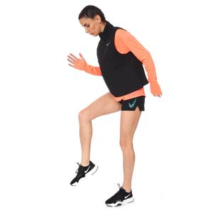 W Nk Aerolayer Vest Kadın Siyah Koşu Yeleği CU3302-010