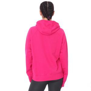 W Nsw Essntl Flc Gx Kadın Pembe Günlük Sweatshirt BV4126-617
