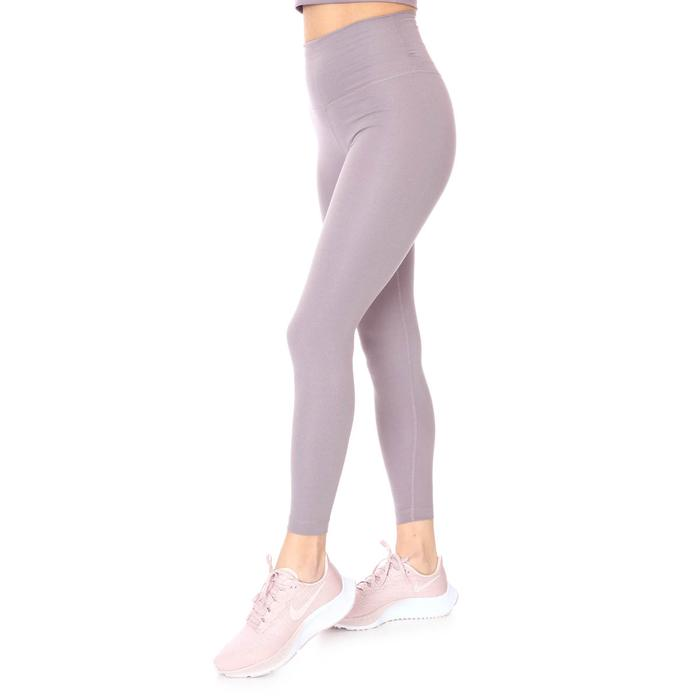Yoga 7/8 Tight Kadın Mor Antrenman Tayt CU5293-531 1274615