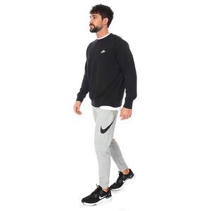 M Nsw Club Crw Ft Erkek Siyah Günlük Stil Sweatshirt BV2666-010