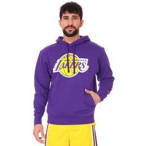 NBA Los Angeles Lakers Erkek Mor Basketbol Sweatshirt CN1197-504