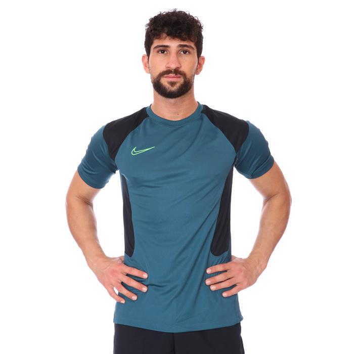 M Nk Dry Acd Top Ss Fp Mx Erkek Yeşil Futbol Tişört CV1475-393 1274064