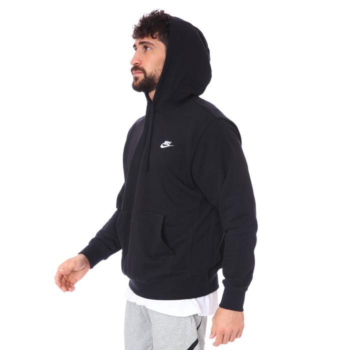 Club Hoodie Po Ft Erkek Siyah Günlük Sweatshirt CZ7857-010 1211392