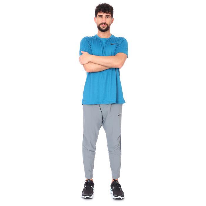 M Np Df Hpr Dry Top Ss Erkek Mavi Antrenman Tişört CZ1181-452 1274642