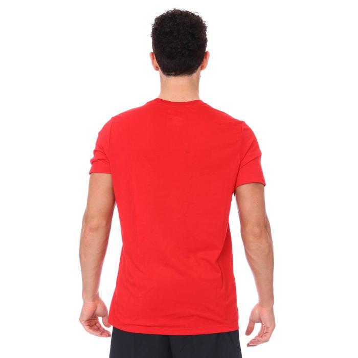 Pro Erkek Kırmızı Antrenman Tişört DA1587-657 1274715