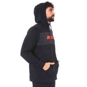 M Nk Dry Hd Po Flc Sc Energy Erkek Siyah Antrenman Sweatshirt CZ1484-010