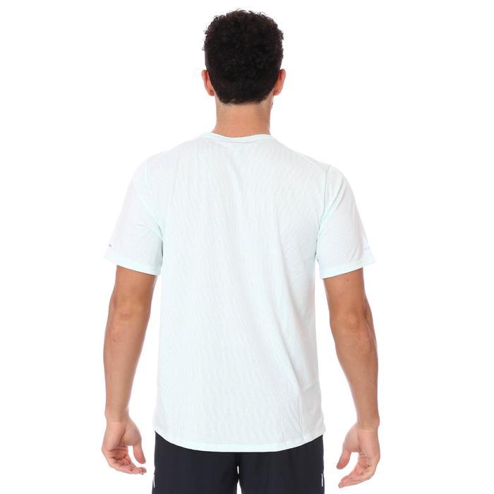 M Nk Df Miler Top Ss Wr Gx Erkek Yeşil Koşu Tişört DA1181-394 1286243