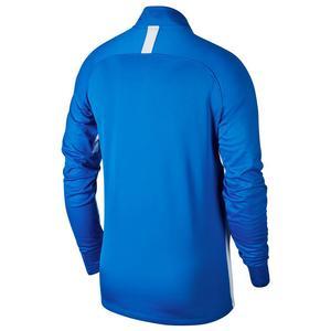 Dry Academy Erkek Mavi Futbol Uzun Kollu Tişört AJ9094-463