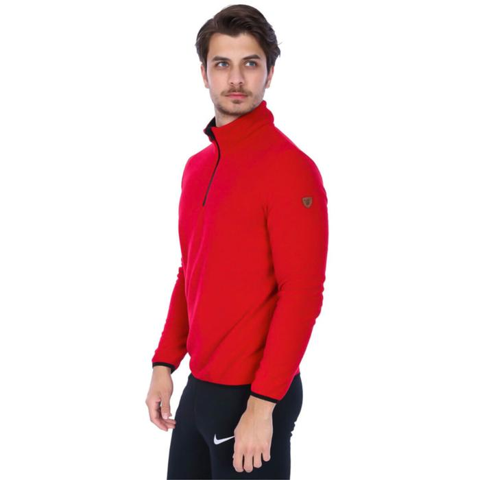 Spo-Polarhalfman Erkek Kırmızı Günlük Stil Polar 710078-00C-SP 1281083
