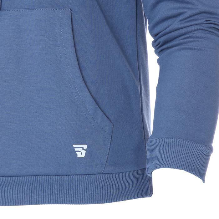 Spo-Shoodie Erkek Lacivert Günlük Stil Sweatshirt 712203-LCV 1280591