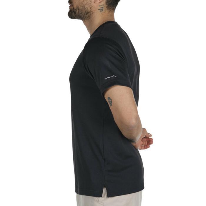 Utilizer Erkek Siyah Outdoor Tişört AO0191-010 1282837