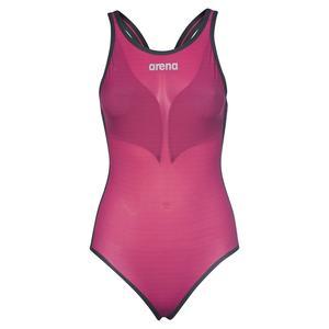 W Pwskin Carbon Duo Top Kadın Çok Renkli Yüzücü Yarış Mayosu 002757465