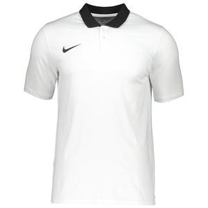 M Nk Df Park20 Polo Ss Erkek Beyaz Futbol Polo Tişört CW6933-100