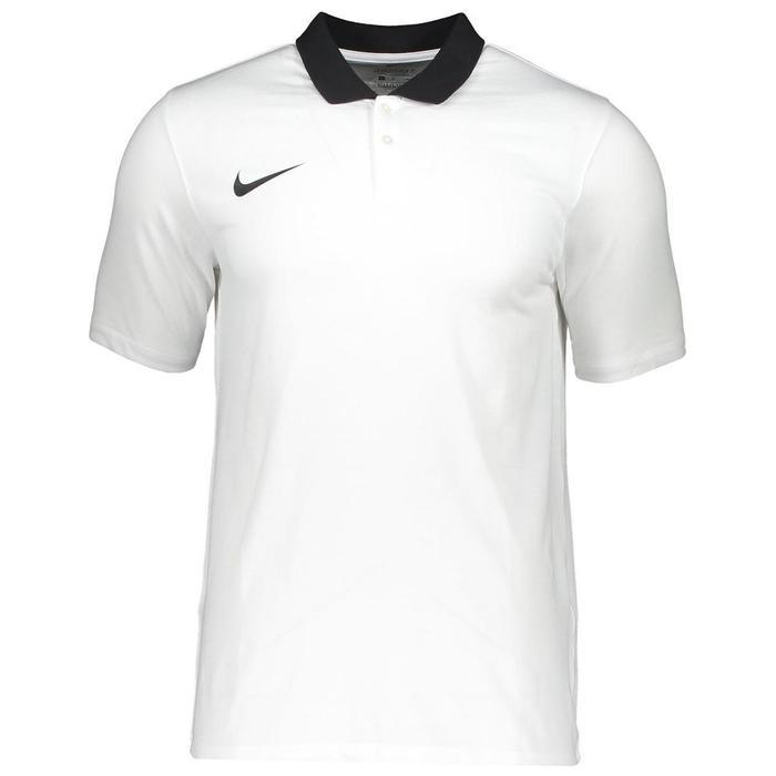 M Nk Df Park20 Polo Ss Erkek Beyaz Futbol Polo Tişört CW6933-100 1284035