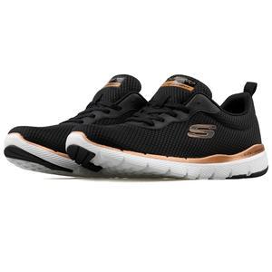 Flex Appeal 3.0 Kadın Siyah Günlük Ayakkabı S13070 BKRG