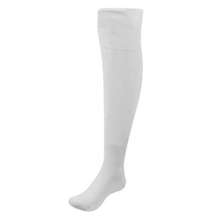 Spt Çocuk Beyaz Futbol Çorabı 63017BY3 125643