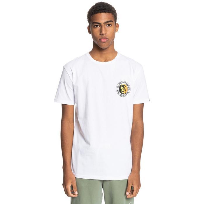 Mellow Phonic Ss Erkek Beyaz Günlük Stil Tişört EQYZT06319-WBB0 1287227