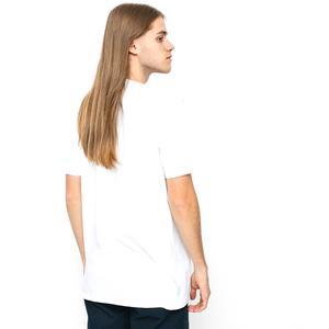 Hard Wired Ss Erkek Beyaz Günlük Stil Tişört EQYZT06327-WBB0