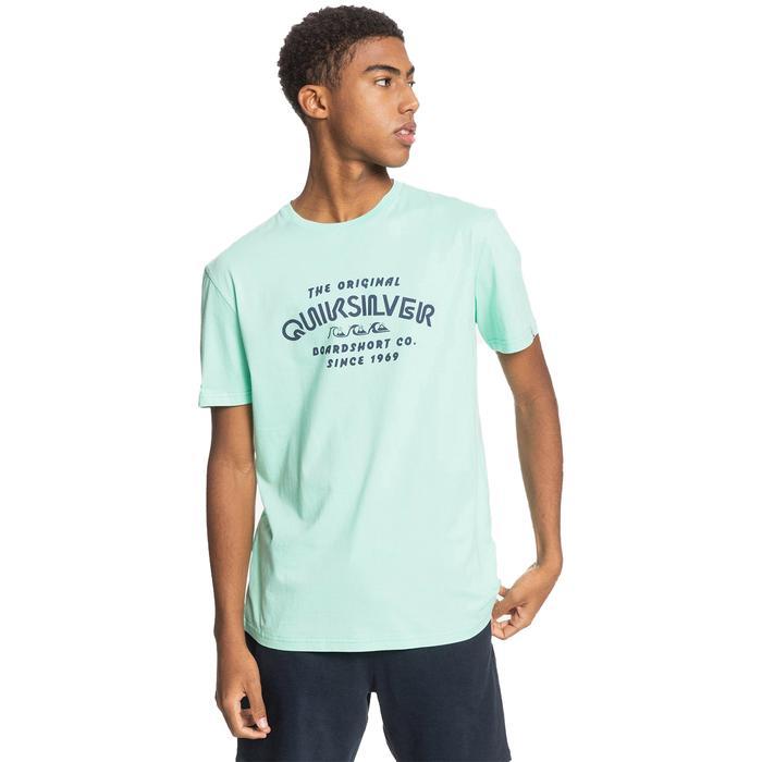 Wider Mile Ss Erkek Yeşil Günlük Stil Tişört EQYZT06328-GEA0 1287419
