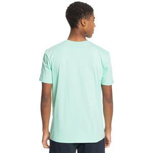 Wider Mile Ss Erkek Yeşil Günlük Stil Tişört EQYZT06328-GEA0