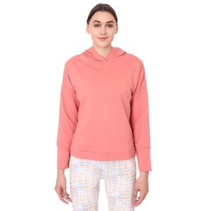Spo-Firbolcropnewtop Kadın Pembe Günlük Stil Sweatshirt 712106-PMB