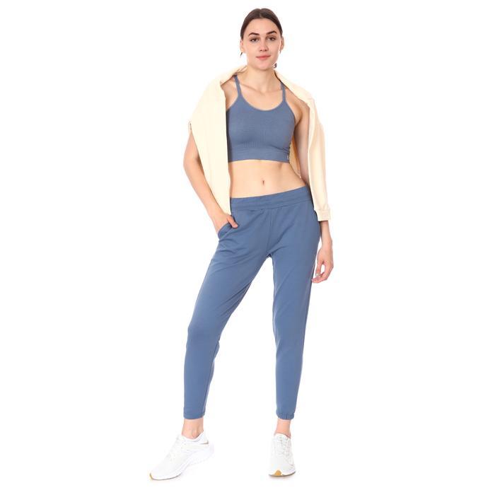 Wide Sweat Kadın Lacivert Günlük Stil Eşofman Altı 712108-Lcv 1280795