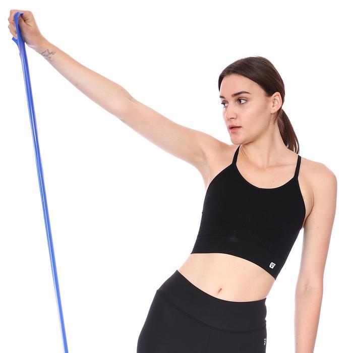 Spo-Seanewmidi Bra Kadın Siyah Günlük Stil Sporcu Sütyeni 712101-SYH 1280697