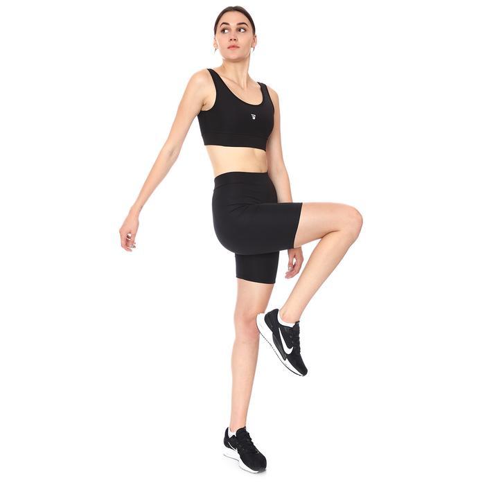 Spo-Regular Bra Kadın Siyah Günlük Stil Sporcu Sütyeni 712100-SYH 1280689