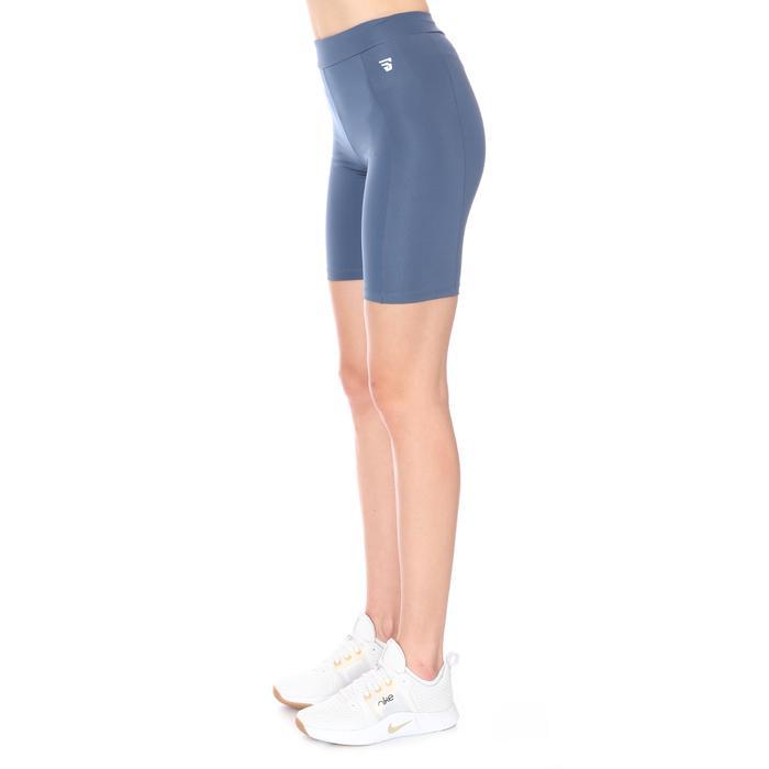Spo-Biker Short Kadın Lacivert Günlük Stil Tayt 712105-LCV 1280749