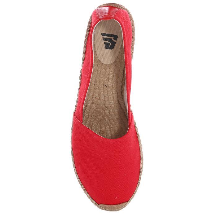 Spt Kadın Kırmızı Günlük Stil Espadril 2021A001-D-Krm 1289068