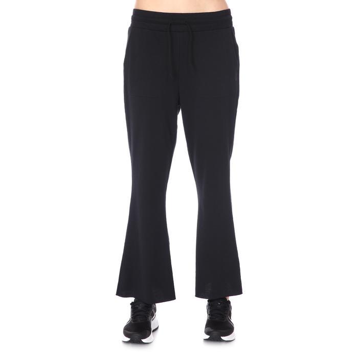 Yoga Core Clltn 7/8 Flare Kadın Siyah Antrenman Pantolon CU5406-010 1233550