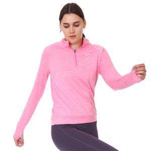 Pacer Hz Kadın Pembe Uzun Kollu Koşu Tişörtü CU3267-607
