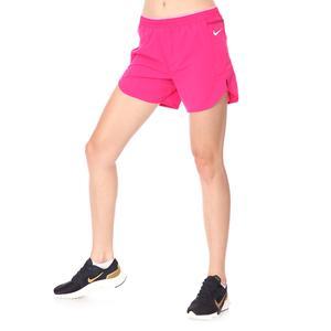 W Nk Tempo Luxe Short 5in Kadın Pembe Koşu Şort CZ9576-615