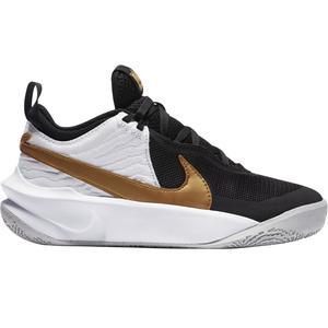 Team Hustle D 10 (Gs) Çocuk Siyah Basketbol Ayakkabısı CW6735-002