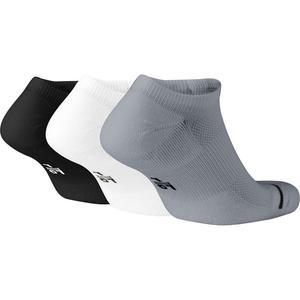 U J Everyday Max Ns 3Pr Unisex Siyah Basketbol Çorabı SX5546-018