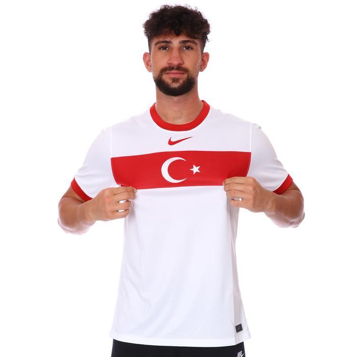 Türkiye 2020 Milli Takım Erkek Beyaz Tişört CD0878-100 1192869